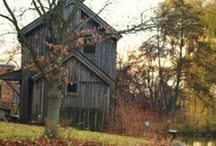 Barns, Schools and other old buildings / by Lisa Grieman-Howard