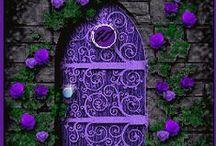 Doorways, stairways....... / by Lisa Grieman-Howard