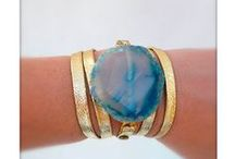 Bracelets, Bangles and Cuffs / by Margie Anderson