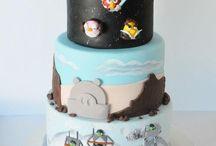 Kids birthday parties / by Lisa Medici-Perez