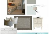 Bedroom Designs / Is your bedroom boring?  We spend about 1/3rd of our life sleeping - wake up your space with an affordable bedroom design from MyDesignGuide