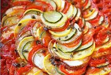 All About Vegetable Main Dishes / by Nicole De Lay-Hyatt