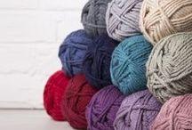 Deramores Vintage Chunky Yarn / Deramores Vintage Chunky, Deramores, knitting patterns, crochet patterns, knit, knitting, crochet, knitting tutorial, yarn, yarn store, yarn shop, yarn inspiration, knitting inspiration, crochet inspiration, knitwear, women's knitwear, knitted sweater, knitted jumper.