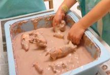 Fine motor skills / Children's activities / by Kay Harling