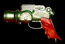 Rayguns & Other Space gunz