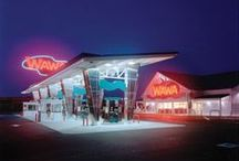 Mid Century and Googie Architecture