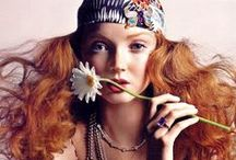 Lily Cole / by Jack Mongrel
