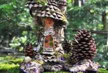 Fairy Houses to Build