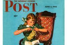 Wartime Knitting