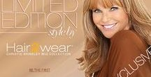 Hair2wear by Christie Brinkley / Wigs.com is excited to introduce the Hair2wear, the Christie Brinkley Wig Collection! The supermodel and style icon herself was intimately involved in the design of these beautiful wigs.  Shop the looks below!