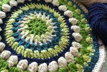 Crochet Granny Squares/Mandalas
