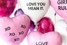 Be Mine / Valentine's Day inspiration