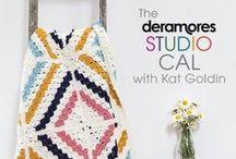Deramores Studio CAL with Kat Goldin / Deramores Studio CAL, Kat Goldin, Deramores, knitting patterns, crochet patterns, knit, knitting, crochet, knitting tutorial, yarn, yarn store, yarn shop, yarn inspiration, knitting inspiration, crochet inspiration, knitwear, women's knitwear, knitted sweater, knitted jumper.