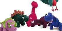 Dera-saurs Collection - Deramores / Deramores Dinosaur Collection, Deramores, knitting patterns, crochet patterns, knit, knitting, crochet, knitting tutorial, yarn, yarn store, yarn shop, yarn inspiration, knitting inspiration, crochet inspiration, knitted toys, knit inspiration, diy toys, toy inspiration, diy gifts, gifts for children, toys for children.