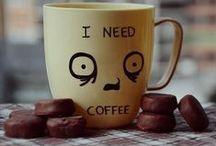 Coffee / Kahvi / Kaikkea kahviin liittyvää