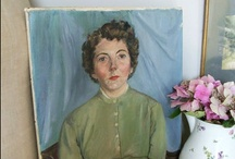 Paintings / ...mainly portraits