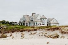 seaside home / my dream home / by Pam Cooley Fine Art Weddings