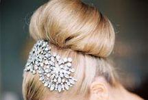 hair / by Pam Cooley Fine Art Weddings