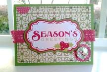 Cards - Christmas / Card ideas for your Holiday season