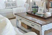 For the Home / Ideas for decorating, DIY projects  / by Shirley Ceballos