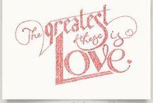 Type Love / by Brenda Mangalore