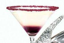 Recipes - Drinks / Non-alcoholic / alcoholic drink recipes.