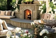 Home Decor - Outdoors / Outdoor designs and living.