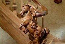 stairs... / escadas... / by MariaFatima El-Khatib Borges Gomide