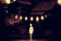 Japan - Hayao Miyazaki / by Colbysma