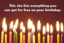 Birthday Party Ideas / by Barbara Thornton