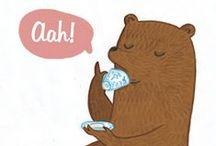 Animals - Bears ( ●ᴥ● ) / by Colbysma