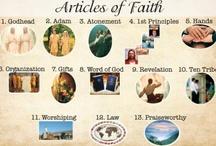 Articles of Faith / by Barbara Thornton