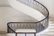 Entry Spaces, Hallways & Stairs
