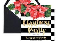 Digibuddha Christmas + Holiday Cards / Digibuddha  |  Invitation + Paper Co.  |  digibuddha.com