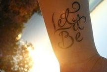 Tattoos & Piercings / Awesome tattoo & piercing ideas