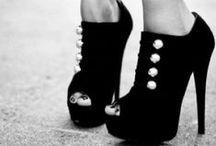 Foot Fancy / Shooooooes!!