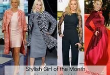 Stylish Girl of the Month