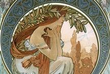 Art Nouveau / by Roberto Jose Castañeda Renteria