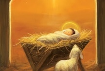 Christmas--Christ / by Barbara Thornton