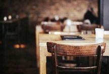 Café/Bistro / by Veronique Leduc