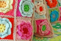 I love to crochet / by Sarah Ward Was Henderson