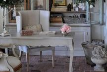 home office / by Pam Cooley Fine Art Weddings