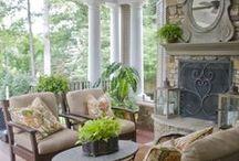 comfy, cozy spaces