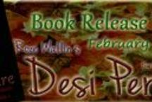 Desert Rose Tours!! / Virtual tours for Books, Music & Art! Throw your amazing creation into a party! =D