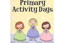 Activity Days / by Barbara Thornton