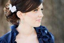 Blue Wedding Inspiration / Digibuddha  |  Invitation + Paper Co.  |  digibuddha.com
