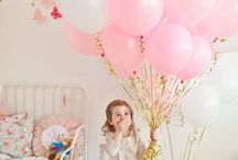 little girl party / digibuddha.com  //  romantic | modern | classic | glamn / by Digibuddha