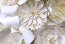 White Wedding Inspiration / Digibuddha  |  Invitation + Paper Co.  |  digibuddha.com