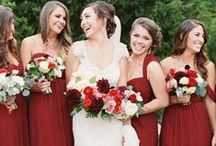 Red Wedding Inspiration / Digibuddha  |  Invitation + Paper Co.  |  digibuddha.com