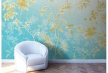 FLORAL - Journeys Mural Collection